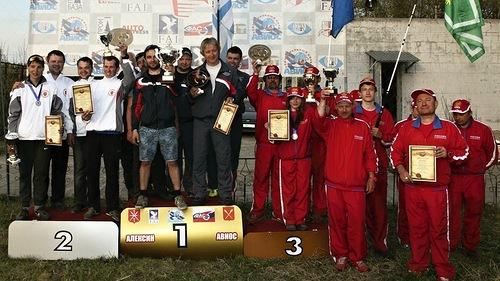 Весенний открытый чемпионат Тульской области, этап кубка мира и этап кубка России по авиамодельному спорту в классе F2D – воздушный бой