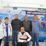 1 этап кубка России по плаванию для людей с поражением опорно-двигательного аппарата, октябрь 2014