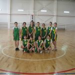 Встреча между командами ДЮСШ №2 города Алексина и ДЮСШ «Игровые виды» города Тулы