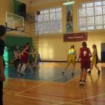 Первенство Тульской области по баскетболу команд девушек и юношей 2003 г.р.