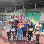 Первенство и Чемпионат Тульской области по легкой атлетике 23 мая 2017 года