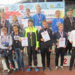 Соревнования по легкой атлетике памяти мастера спорта Международного класса Б. Никулина