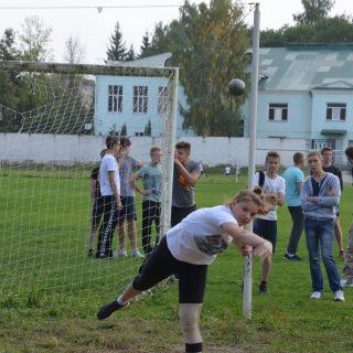 Лично-командное первенство города Алексин по лёгкой атлетике среди учащихся