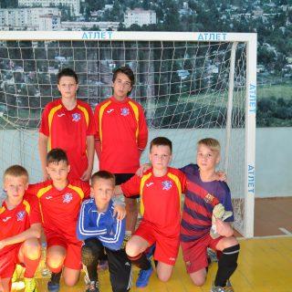 турнир по мини-футболу среди общеобразовательных школ города «Мини-футбол в школу» среди юношей 2004-2005г.р.