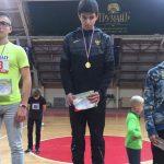 Открытое первенство по легкой атлетике в Туле
