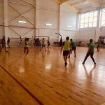 Турнир по мини-футболу среди команд профессиональных образовательных учреждений