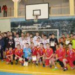 Традиционный турнир по мини-футболу среди юношей 2001-2002 года рождения, посвященного Дню энергетика