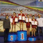 VI открытый турнир по самбо среди юношей и девушек