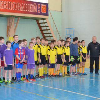 Открытый турнир по мини-футболу, посвященный Дню защитника Отечества