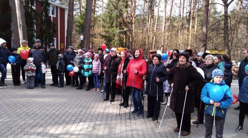 Алексинцы присоединились к Всероссийской акции «10000 шагов к жизни»