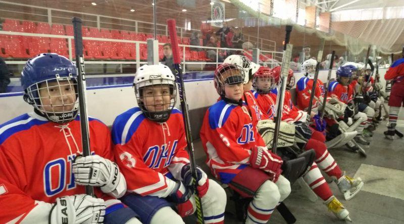 Турнир по хоккею с шайбой среди юношей 2007 г.р. и моложе «Открытый кубок г. Алексина»
