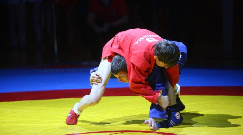 Юные самбисты «Атлета» заняли почётное третье место в Ежегодном межрегиональном турнире «Кубок ОСН «Гриф»