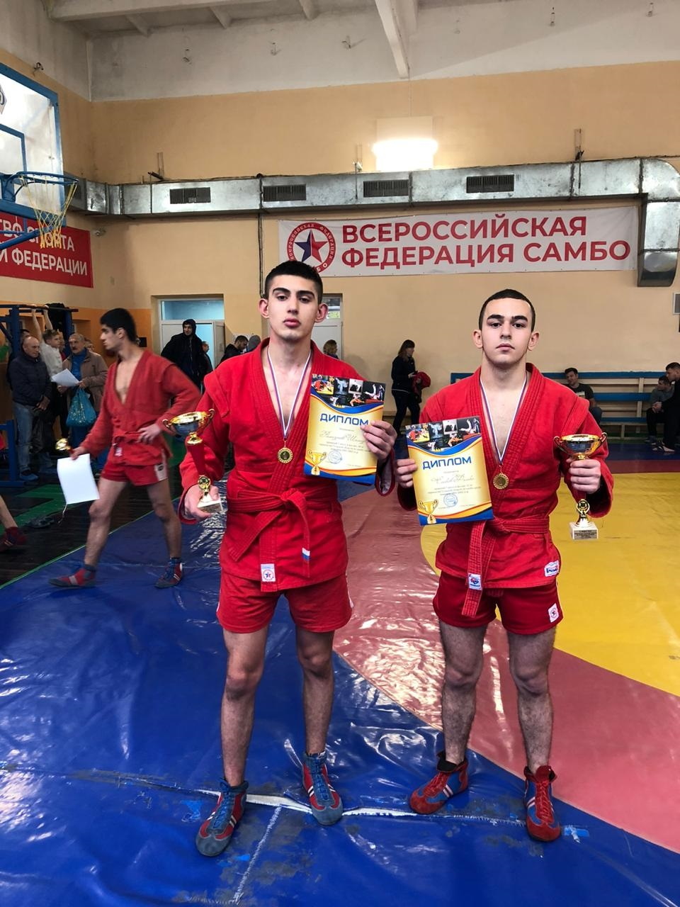 Чемпионат и первенство Тульской области по борьбе прошли в минувшие выходные в Туле