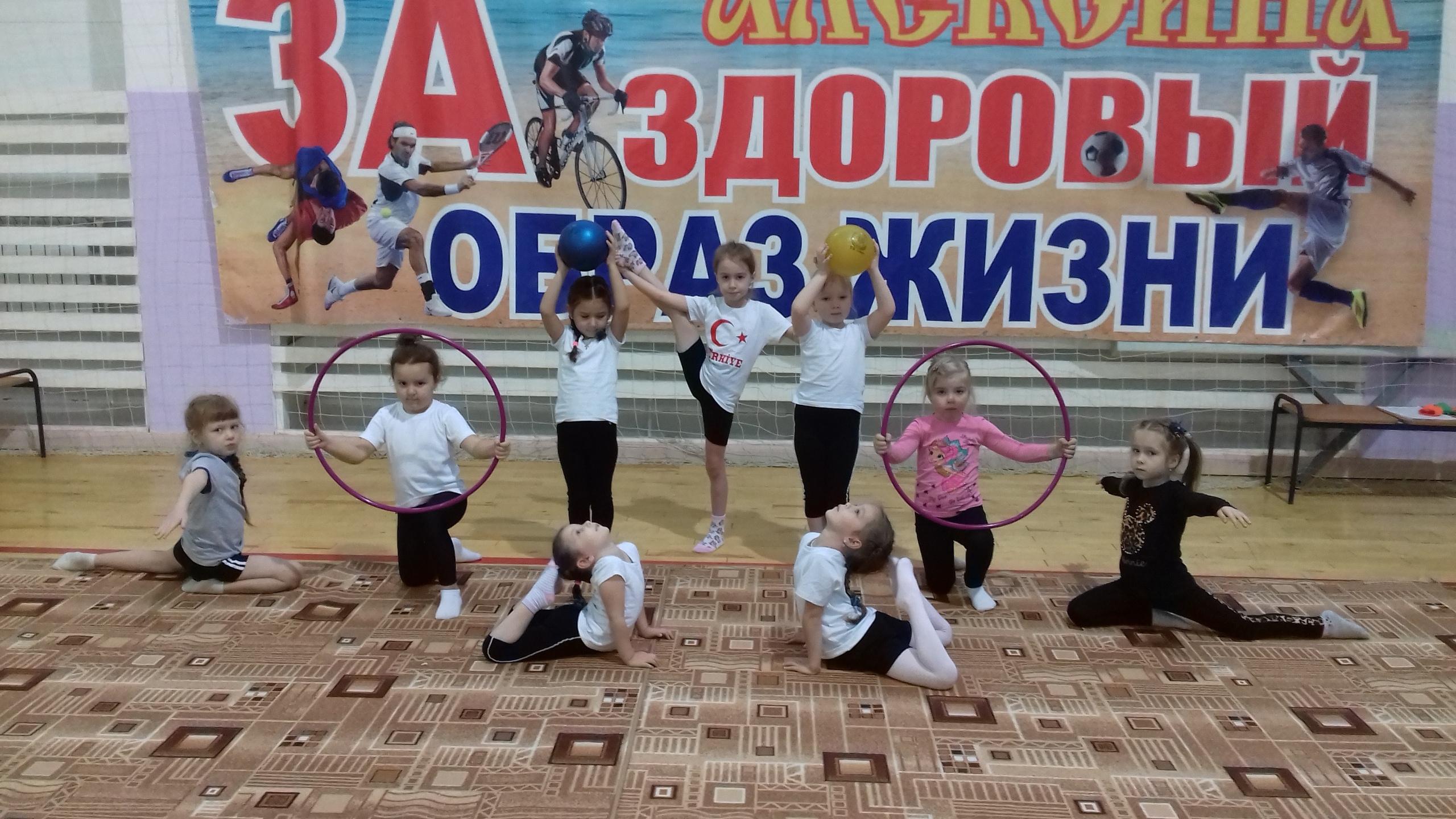 Мероприятия, направленные на привлечение воспитанников к здоровому образу жизни
