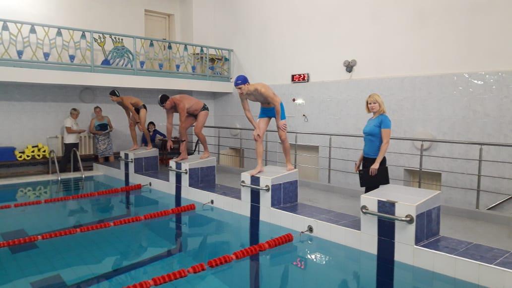 Тестирование по плаванию среди обучающихся общеобразовательных организаций