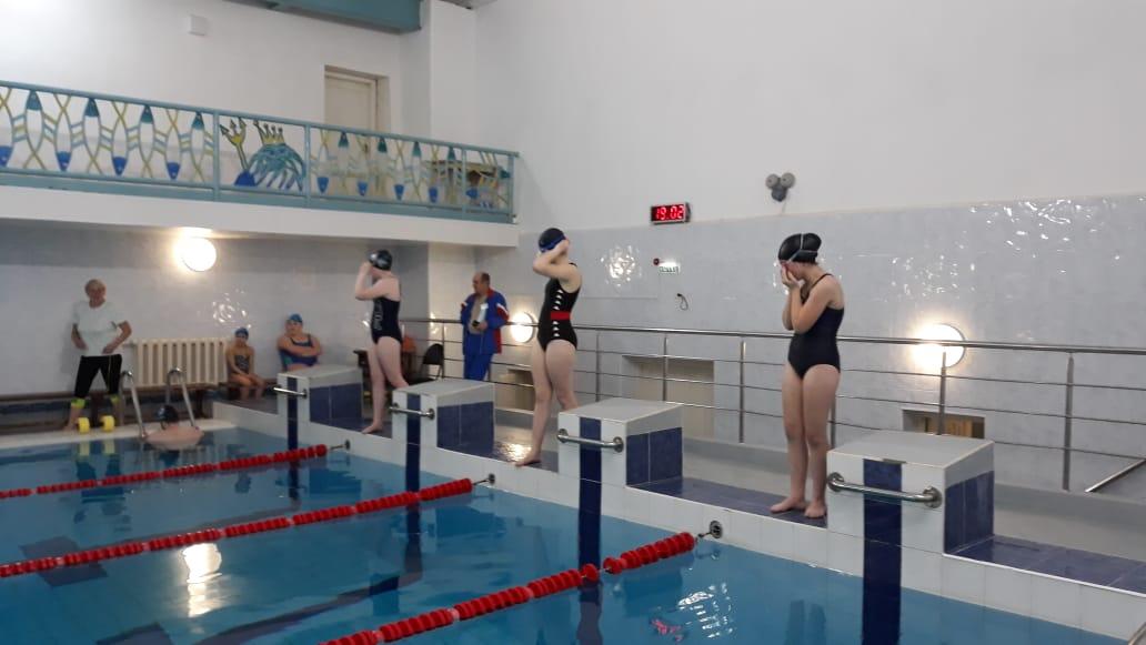 Открытое Первенство МБУ «Спортивный центр «Возрождение» по плаванию «Весёлый дельфин»