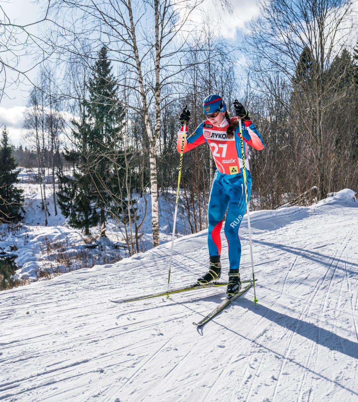 Татьяна Яковлева — Мастер спорта России
