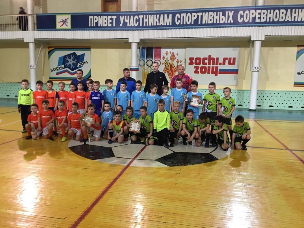 Открытый турнир по мини-футболу «Правнуки Победы»